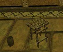 Square standard qalian stool