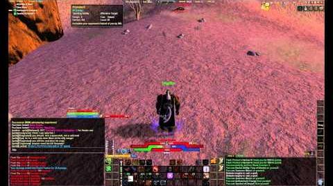 Vanguard Saga of Heroes - Classes - Dread Knight