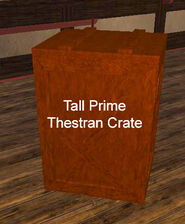Tall Prime Thestran Crate
