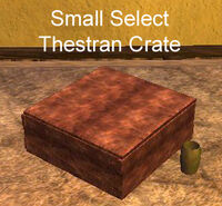 Small Select Thestran Crate
