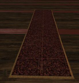 Long vielthread thestran rug