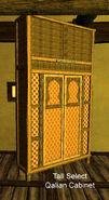 Tall Select Qalian Cabinet