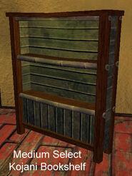 Medium Select Kojani Bookshelf