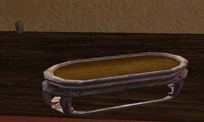 Standard kojani bench