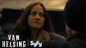 VAN HELSING Season 1, Episode 12 'I Can Bite You' Syfy