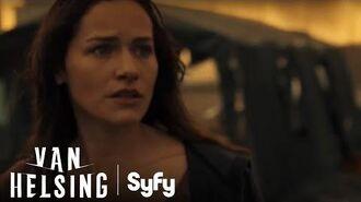 VAN HELSING Season 1 Episode 1 'Dead or Alive' Syfy