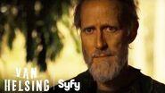 VAN HELSING Season 1, Episode 10 'He's Not a Threat' Syfy
