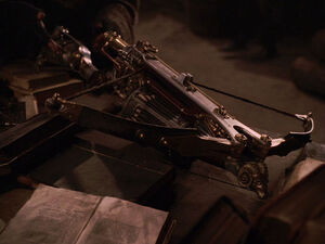 Repeater Crossbow