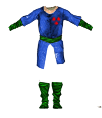 Fallout Boy's Outfit