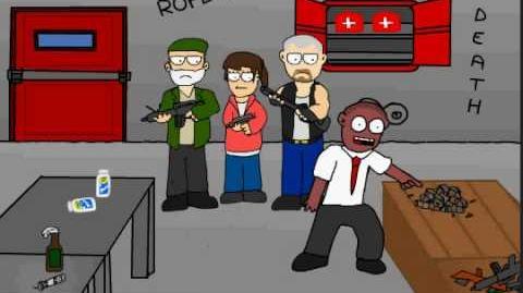 Left 4 Dead Parody