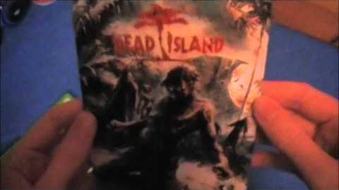 Dead Island Pre-Order Edition Unboxing