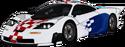 Mclaren F1 GTR Longtail Livery 1