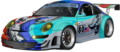 Porsche 911 GT3 RSR Flying Lizard 80
