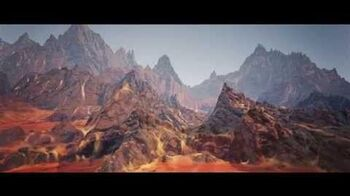 Korath The Witcher Saga Inspired Environment