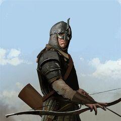 Нильфгаардский лучник