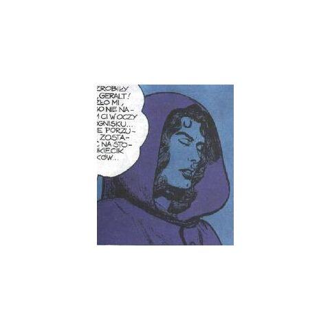 Йеннифер в комиксе