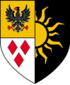 Возможный герб Нильфгаардской Ривии и Лирии
