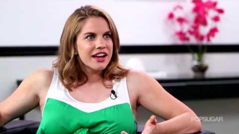 Anna Chlumsky on Veep and the Moment That Inspired Her Return to Acting