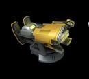 Disintegrator Cannon