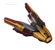 VEGA Conflict Covenant Cruiser Mark V