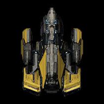 Nighthawk Frigate MKII