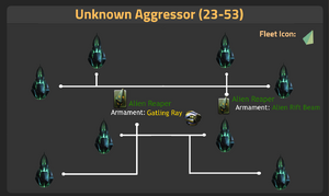 Unknown Aggressor (20-53)-0