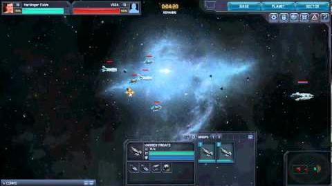 VEGA Conflict Fleet Level 13