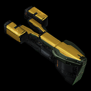 VEGA Conflict Machete Destroyer mk V