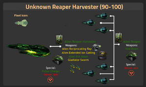 Unknown Reaper Harvester 90 - 100
