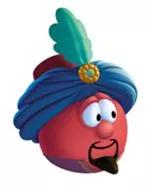 Bob the Tomato Melchoir