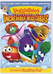 The league of the increble vegetables (2013)