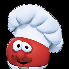 Bob as The Baker in