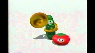 Original VeggieTales Theme Song (RARE 1993 Early Version)