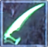 Moonblade green icon
