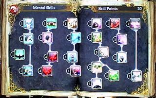 Mental Skills Page
