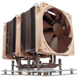 Noctua nh u12dx xeon cpu cooler dual pic