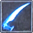 Moonblade blue icon