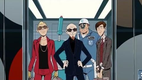 THE VENTURE BROS. - Season 6 Trailer