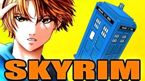 Skyrim DOCTOR WHO TARDIS Mod Update! - Skyrim Tale Ep