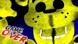 GOLDEN FREDDY!! - Five Nights At Freddy's - Part 5