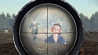 Verdun You shoot me once, i shoot you twice!
