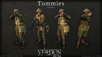 Verdun - Tommies Squad Anthem