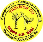 TaekwondoBuehlLogo