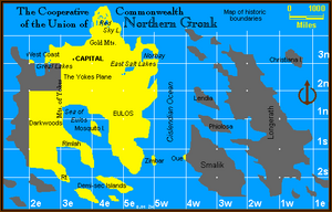 NorthernGronk Map Historical