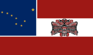 Alaska State Flag Proposal No 6 Designed By Stephen Richard Barlow 08 SEP 2014 at 2139hrs cst
