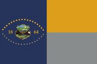 Nevada State Flag Proposal No 10 By Stephen Richard Barlow 18 OCT 2014 at 0934hrs cst