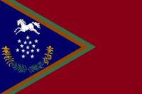 Kentucky State Flag Proposal No 29c Designed By Stephen Richard Barlow 04 NOV 2014 at 0456hrs cst