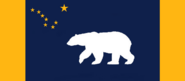 Alaska State Flag Proposal No 12 Designed By Stephen Richard Barlow 26 OCT 2014 at 0924hrs cst