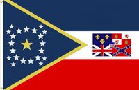 Alabama Heritage State Flag Proposal No. 5 Designed By Stephen Richard Barlow 2 APR 2015 at 0746 HRS CST