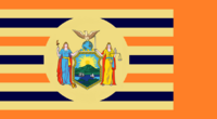 New York State Flag Proposal By Stephen Richard Barlow 31 OCT 2014 at 0652hrs cst